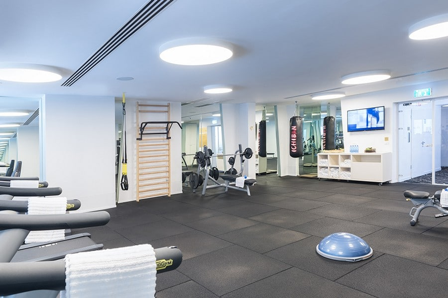 Hotels Rothschild 22 - Gym