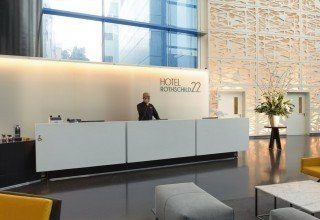 Hotel Rothschild 22 - Reception