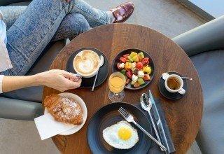 ארוחת בוקר מפנקת