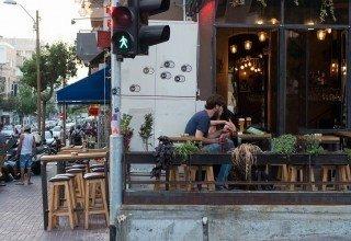 מבחר בתי קפה ומסעדות