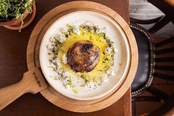 Modern Israeli cuisine