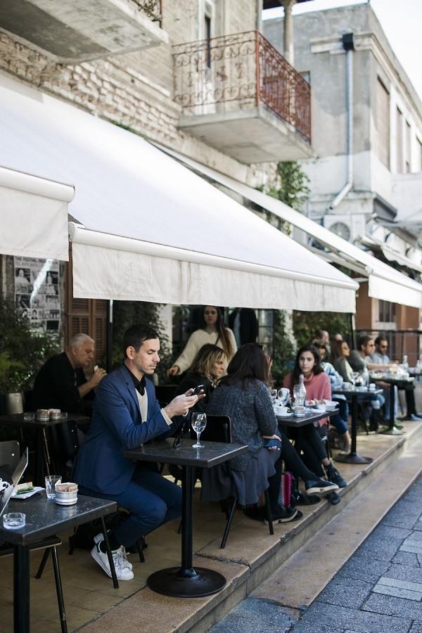 Rothschild 12 Cafe