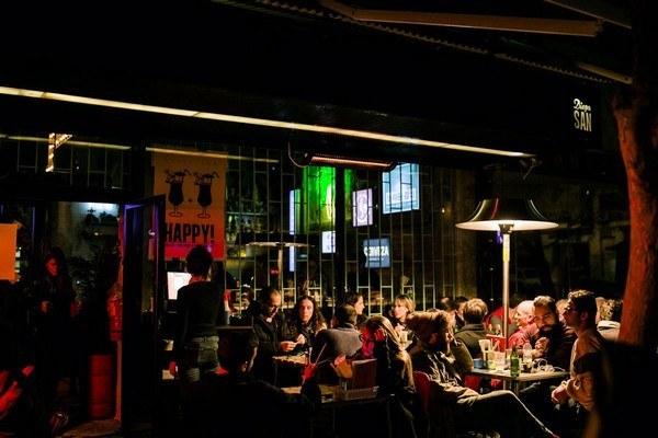 Diego San - Latin-Asian fusion bar