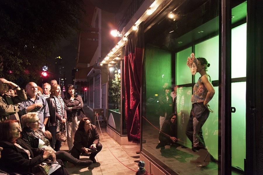 The Hanut 31 Theater & Gallery